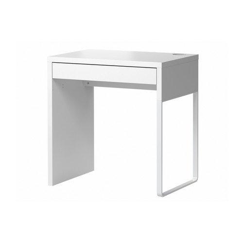 Ikea Micke, escritorio, blanco