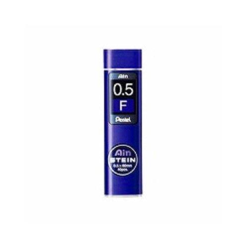 ぺんてる シャープペンシル替芯 Ain替芯 シュタイン 0.5mm F C275-F  『 2セット』