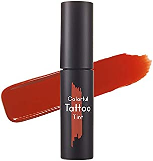 ETUDE HOUSE Colorful Tattoo Tint, BR401 Wild Rumor