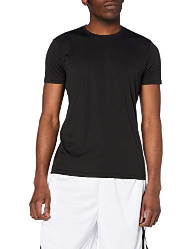Stedman Apparel Active Sports-T/ST8000 T-Shirt, Opale Nero, S Uomo