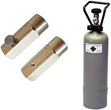 Bouteille de CO2Propriété remplie avec adaptateur pour transvaser dans les bouteilles de gaz CO2en grande de CO2425g S...