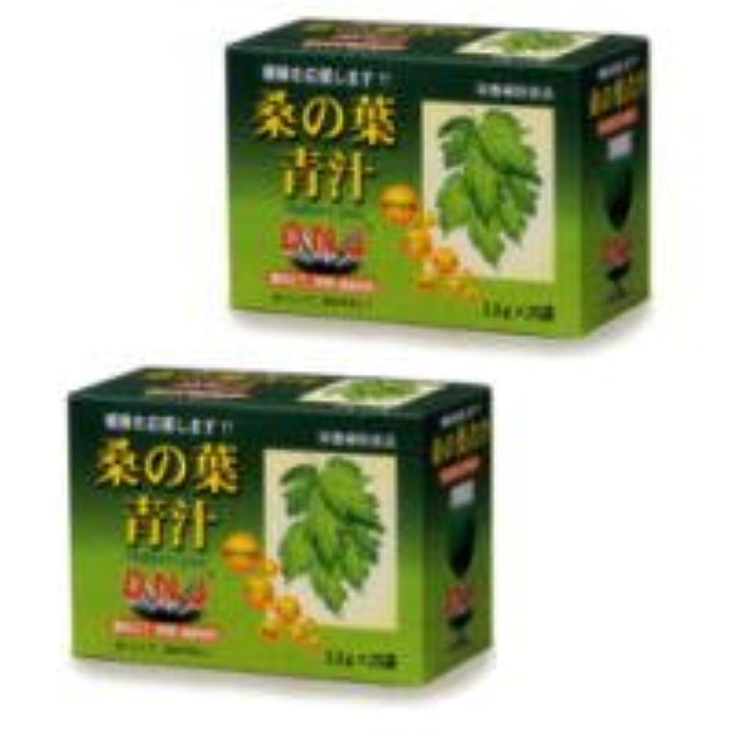 ありがたいかわいらしい忌み嫌う桑の葉青汁 2個