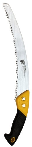 Barnel Z14 14Inch Fixed Curved Blade Landscape Pruning Hand Saw