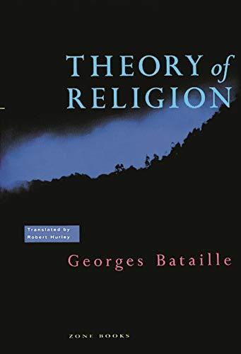 Theory of Religion (Zone Books)の詳細を見る