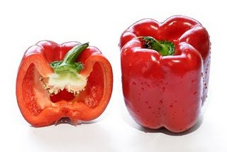 Pepper Sweet Big Red Great Heirloom Vegetable Seeds By Seed Kingdom