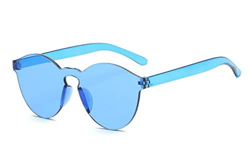 ShSnnwrl Gafas Sol De Hombre Mujer Polarizadas Sunglasses Nuevas Gafas De Sol De Moda para Mujer, Gafas De Sol De Diseñador De Marca De Lu
