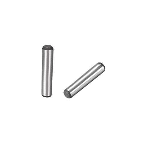 H10 Tolerance Steel Taper Pin 5.5 mm Large End Diameter 26 mm Length Pack of 10 5 mm Small End Diameter Meets ISO 2339 Plain Finish
