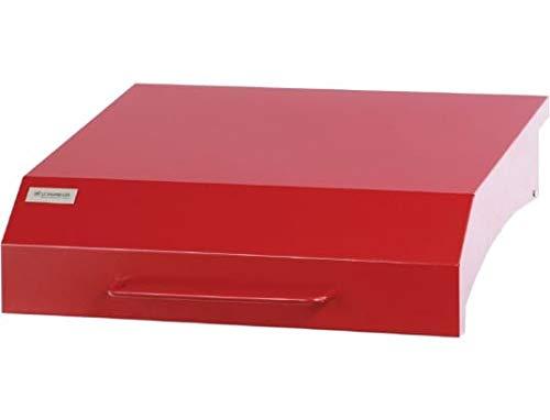 LE MARQUIER Accessoire plancha CO60E14 Couvercle Rouge Basque 60 cm