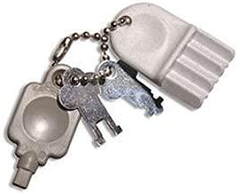 Georgia Pacific 504Set Keys, Commercial-Grade Complete Set of Dispenser Keys for Georgia Pacific