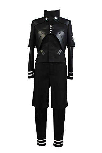 Tokyo Ghoul √A Ken Kaneki Overall Schlacht Uniform Cosplay Kostüm L