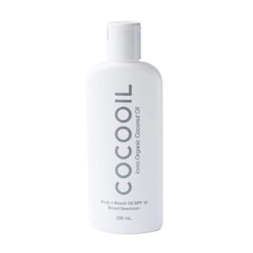 COCOOIL Body n Beach Oil SPF 15 | 6.7 Fl Oz