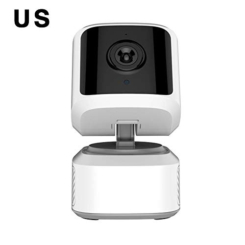 Go kabellose LTE Überwachungskamera, 1080p IP Kamera mit wiederaufladbarem Akku, 4G-LTE, 2-Wege-Audio, SD Kartenslot und Nachtsicht (WLAN-tauglich)