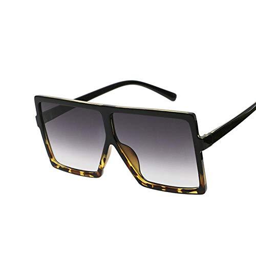 Sonnenbrille Sunglasses Vintage Square Oversized Sonnenbrille Frauen Mode SunLady Designer Retro Männer Shades Gafas Uv400 3