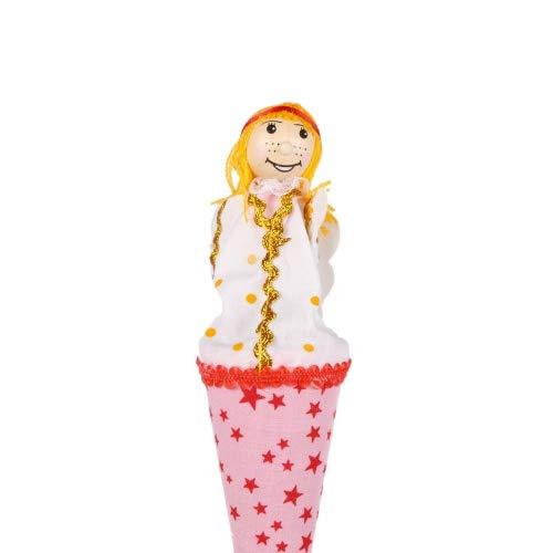Brink Holzspielzeug Tütenkasper Prinzessin