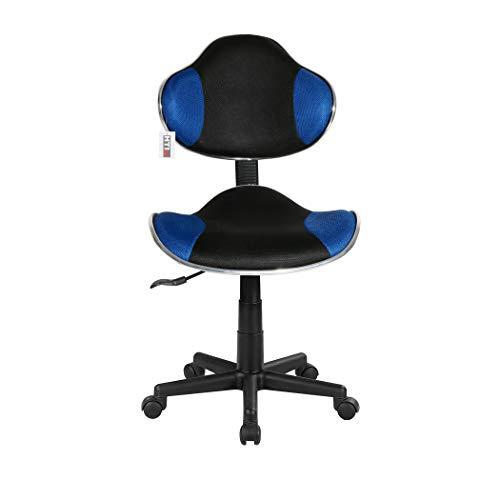 HTI-Line Drehstuhl Mila Schreibtischstuhl Kinderschreibtischstuhl Kinderbürostuhl viele Blau