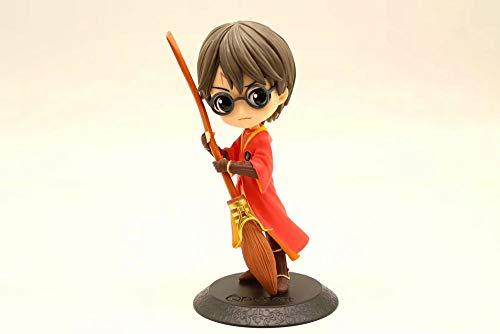 BOBLI 14CM Big Eye Series Harry Potter Red Q Version Muñeca Figura En Caja Figura De Acción De PVC Colección Favorita Personal Estatua Figura Exquisita Figura De Anime De Escritorio