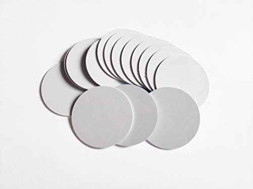 Summer Sun NTAG215 NFC Tags 30pcs,NFC Cards 1'Coin Tag 100% Compatible with TagMo Amiibo,with Programmable 504 Bytes Memory for All NFC Mobile Phones and Devices
