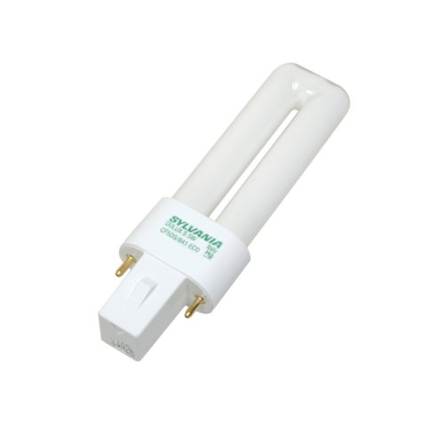 Fluorescent Replacement Microscope Bulb - 5 W / 110 V