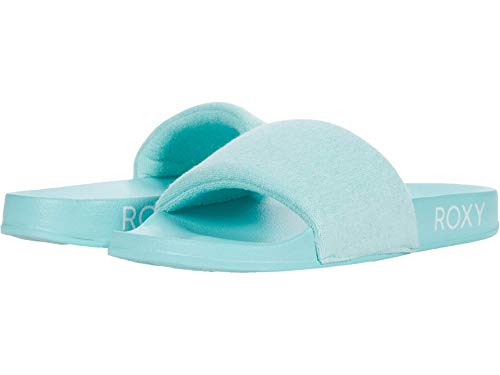 Roxy Slippy Terry Women's Sandal 9 B(M) US Blue
