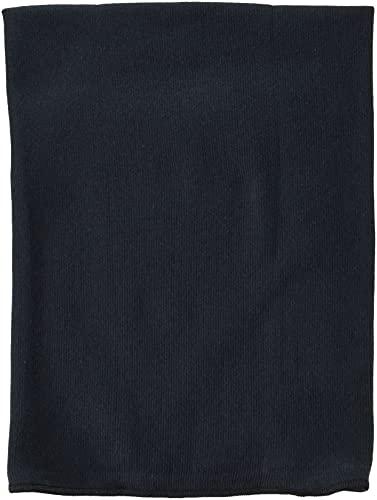 [グンゼ] 腹巻 愛情腹巻 綿リッチ リブ 男女兼用 H1000 ブラック 日本L (日本サイズL相当)