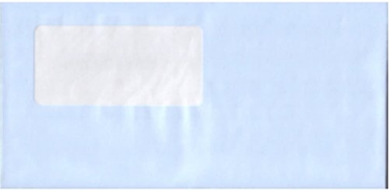Yayoi with a window envelope (Aqua) 333 101 (japan import)
