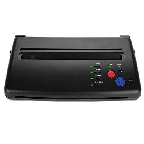 Delaman Tatouage copieur Papier A4 Portable A5 Transfert de Tatouage Stencil Thermique copieur imprimante Machine EU Plug 220v