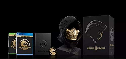 Mortal Kombat 11 - Edição Kollectors - PlayStation 4