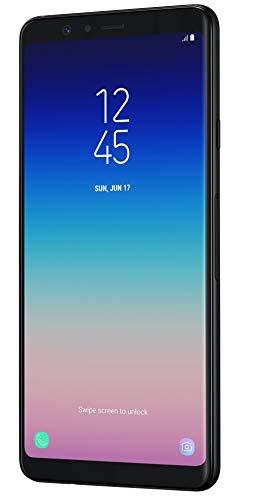 Samsung Galaxy A8 Star SM-G885F/DS 64GB/4GB Factory Unlocked GSM Only, No CDMA - International Version (No Warranty in The USA) (Black)