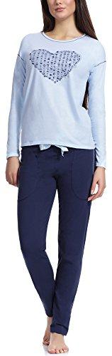 Italian Fashion IF Pijama Camiseta Pantalones Mujer