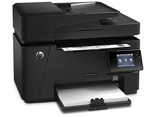 Hewlett-Packard-HP Laserjet Pro Wireless Monochrome Multifunction M127fw Laser Printer, Copier, Scanner and Fax, Up to 21 ppm, 600 x 600 dpi Black Print Quality