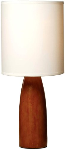 Lamp with Novelty Shades