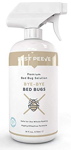Best Bed Bug Spray Around Pets and Children