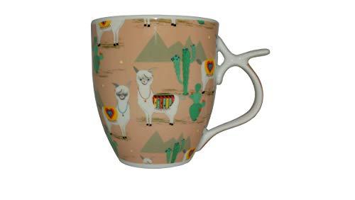 Cha Cult Taza de porcelana para té o café.