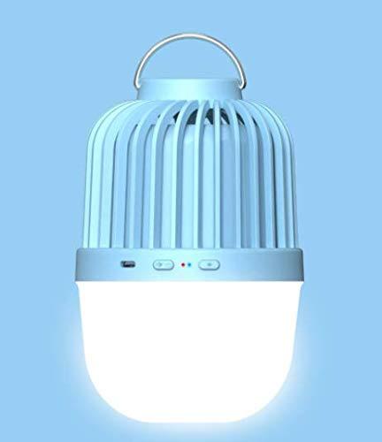 AVNICUD Lámpara LED de camping, lámpara de trabajo con suspensión, luz LED para camping, USB, 60 W, 5000 lúmenes
