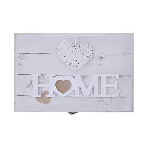 D,casa - Tapa de Contador Madera diseño Home, Cuadro de luz, cubrecontador