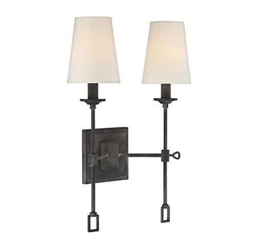 Two Light Wallchiere - 3