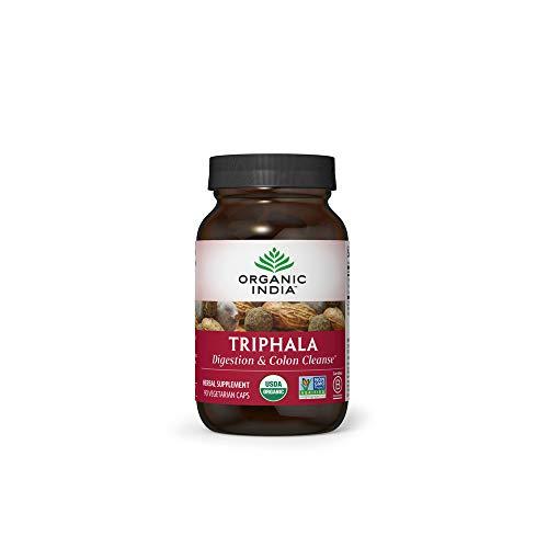 Organic India Triphala Herbal Suppl…