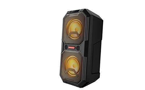Motorola Lifestyle Sonic Maxx 820 – Altavoz Bluetooth Hi-Power Party – 20 Horas – Impermeable IPX4 – Sistema de iluminación LED – Radio FM