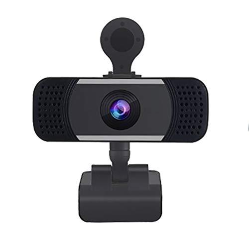 WUHUAROU 1080 p Auto Focus Webcam Ordenador Con Micrófono Cámara Reductora De Ruido USB Free Drive Para PC Portátil Conferencia en Vivo