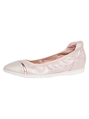 Tamaris Damen 1-1-22109-24 596 Ballerina Touch-IT