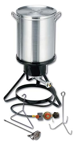 Masterbuilt MPF 130B 30-Quart Propane Turkey Fryer