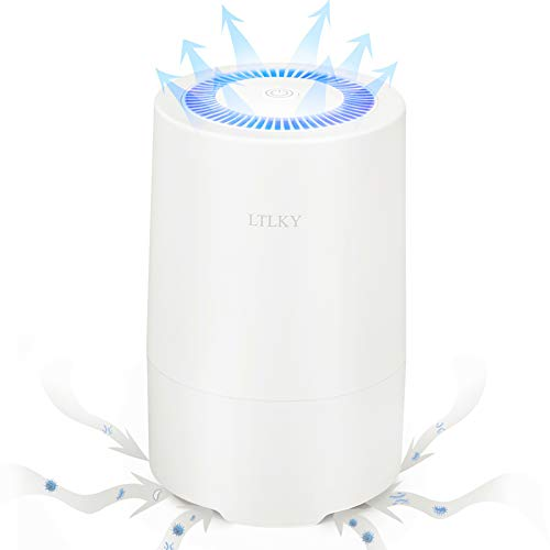 HEPA Air Purifier for Bedroom,Co...