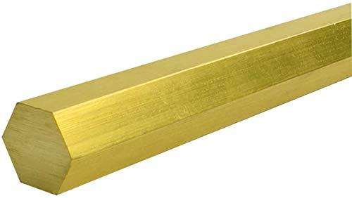 Durchmesser 16mm bis 20mm,20mm Wzqwzj Rundstab aus Messing f/ür Reparaturschwei/ßen L/öten L/änge 500mm