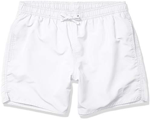 Emporio Armani EA7 Badehose Boxer Badeshorts 54 / XL White (00010)