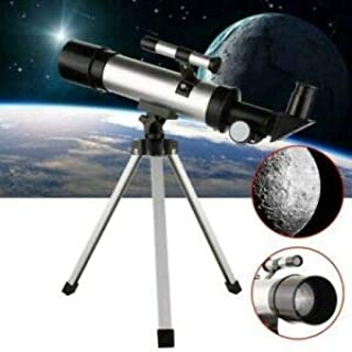 FotoCart 50AZ Refractor Astronomical Telescope for Kids with Portable Tripod up to 90X High Power