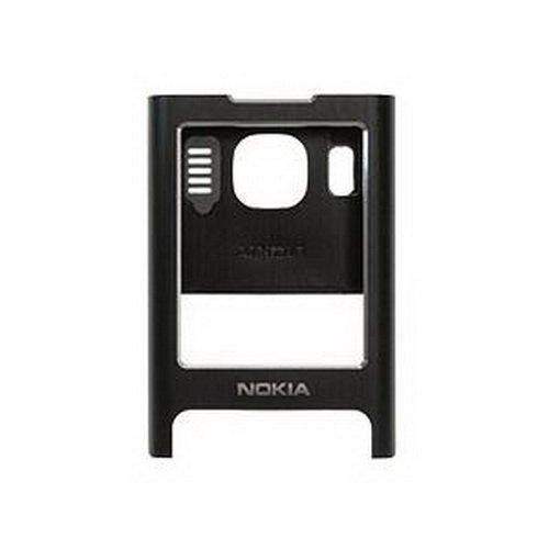 Nokia 6500 Classic Cover und Akkudeckel schwarz