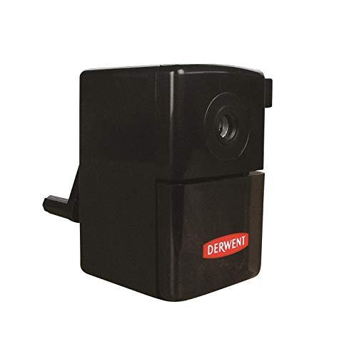 Apontador de Mesa Manual com Manivela 1 Furo com Depósito Super Point Derwent, 2302000
