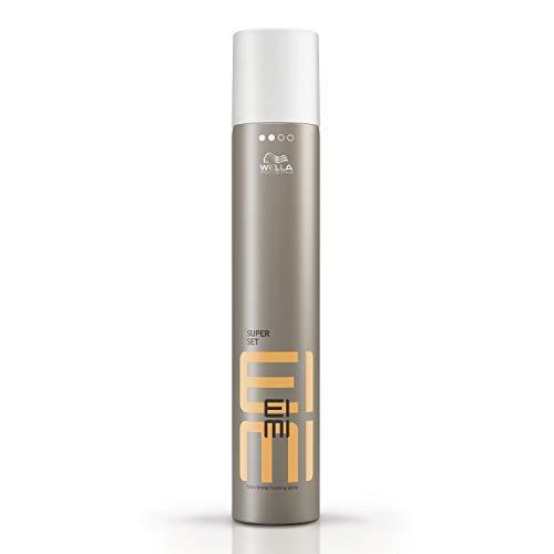 Wella EIMI Super Set Spray de Finition, 500 ml