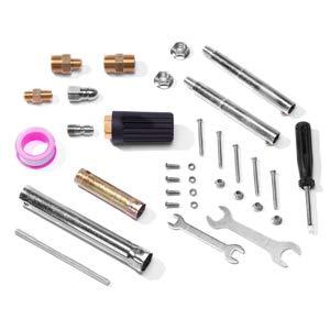 Wilks-USA TX750i Benzin Hochdruckreiniger Quick Connect Düsenaufsätze 8,0 PS - 3950 PSI / 272 bar - 6