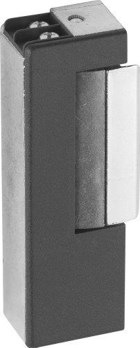 ABUS Elektrischer Türöffner ET60 - für linke und rechte Türen - 8-14 V Nennspannung - mit Hebel zur mechanischen Entriegelung